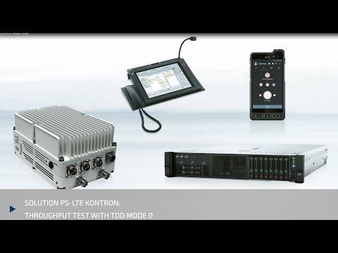 "New ""broadband critical communication"" solution based on PS LTE & MC-X technology"