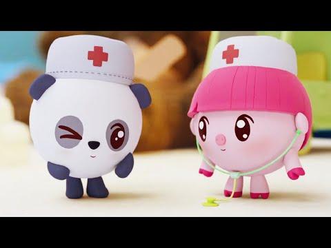 Мультфильм про врача для детей