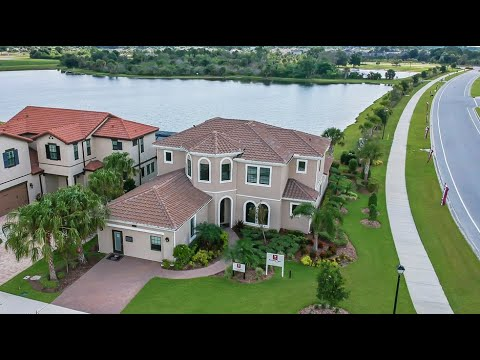 Viera New Homes | Model Home Tour | Casa Monica | Reeling Park | Addison Village