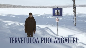 Tervetuloa Puolangalle!