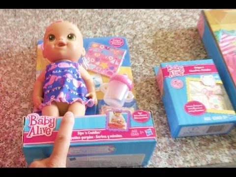 Baby Alive Changing Video With Beatrix Funnycat Tv
