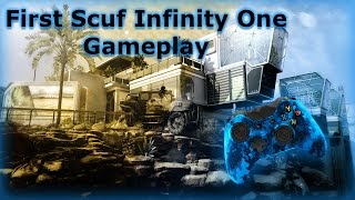 kn 44 combine hardpoint gameplay scuf infinity one controller