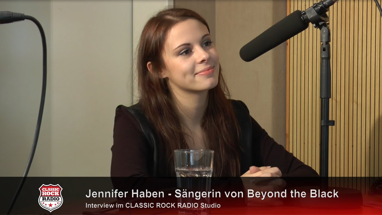 Interview mit Jennifer Haben von Beyond the Black - YouTube  Interview mit J...