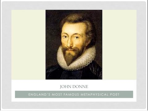 metaphysical poets and donne