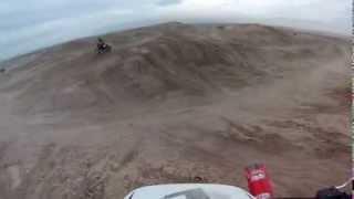 Ocotillo Wells 2014 Jumps and Canyon Run