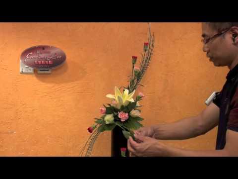 CH 13 教堂花藝—組合式 Church Flower Arrangement#13