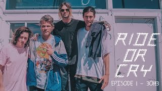 3OH!3 on The Ride Or Cry Podcast Ep. 1