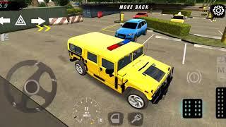 Sarı Araba Oyunları, Araba Oyunları Izle, Araba Park Etme