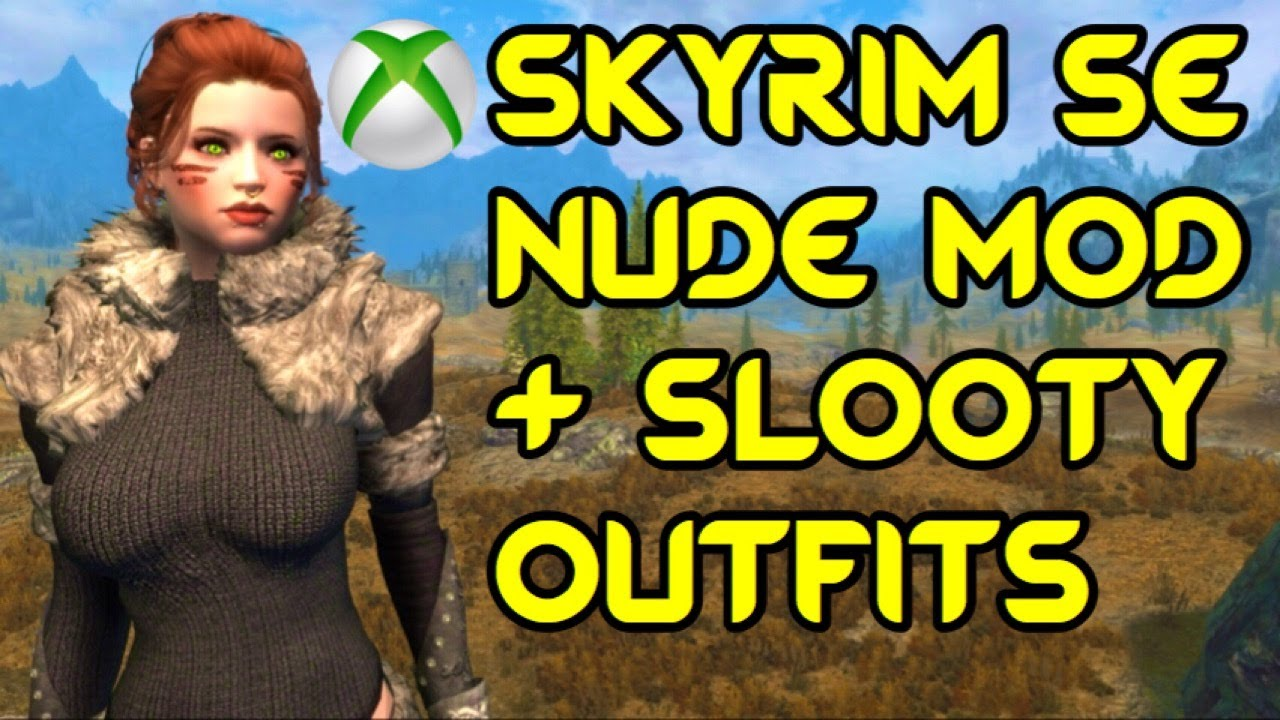 Sex mods for skyrim xbox one