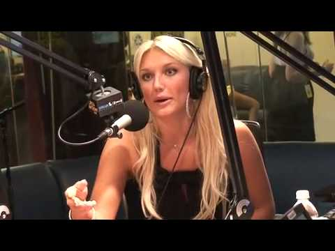 Brooke Hogan Talks About Her Mom And Charlie, The Young Boyfriend - Opie & Anthony EXCLUSIVE!