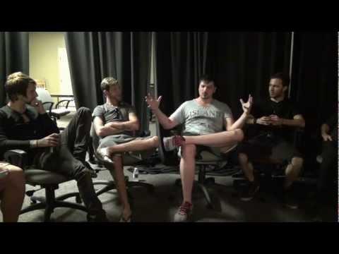 Adelitas Way Interview at Stir Cove - Backstage Entertainment