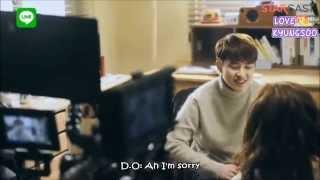 [ENG] 150406 Naver Starcast: EXO Next Door BTS