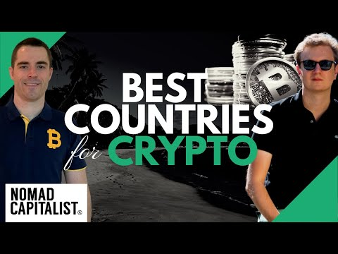 Roger Ver: The Best Countries for Crypto Investors