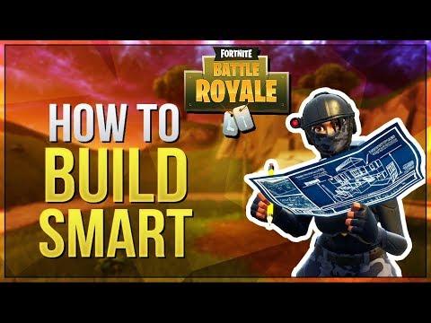 HOW TO WIN | Smart Building Techniques (Fortnite Battle Royale)