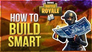 HOW TO WIN | Smart Building Techniques (Fortnite Battle Royale)