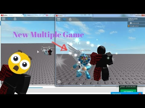 multiple game instances roblox