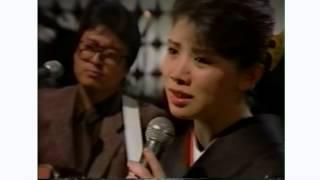 森昌子 越冬つばめ 83年 昌子・篠原さんギターで・・ この曲で昌子さん...