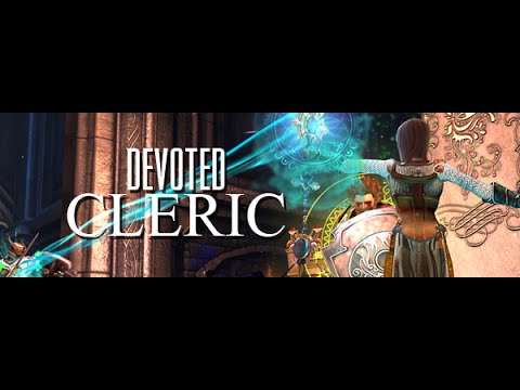 Neverwinter How to be a Devoted Cleric (XB1)