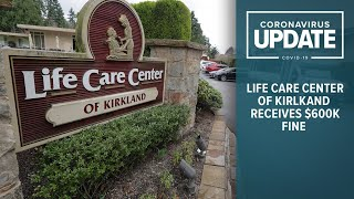 The nursing home believed to be epicenter of coronavirus outbreak in washington state faces termination its medicare provider agreement.