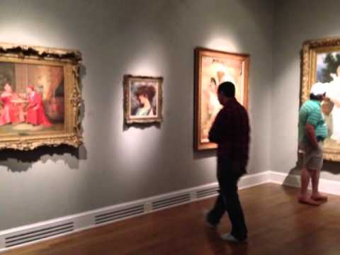 Visit the New Orleans Museum of Art with Art Blogger Claudia Ojeda