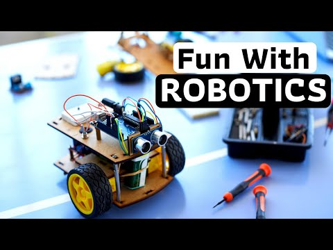 Robotics for Kids | Robotics Tutorial for Beginners | How to Build a Robot?