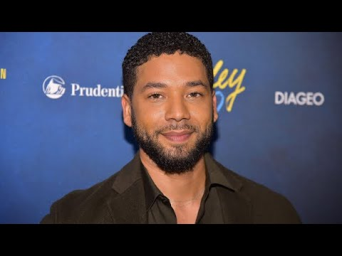 Jussie Smollett Charged With Filling False Police Report In Chicago