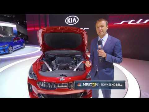 NBC Sports Presents the 2017 Detroit Auto Show