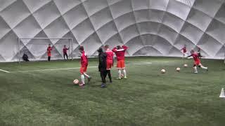 CZ28-Szabełki na Obozie z Iskrą Kochlice-Głuchołazy 2019-Gierki oraz Trening Strzelecki
