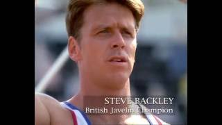 This was a mens shampoo commercial. In order to get an interesting shot of hair which had a degree of naturalness about it, we filmed Steve Backley at the point ...