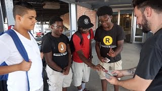 STREET MAGIC ON THE FERRY! | NYC MAGIC
