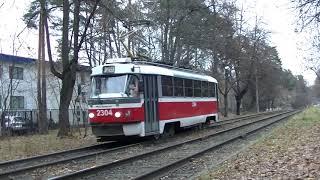 Трамвай Tatra T3 (МТТА-2).