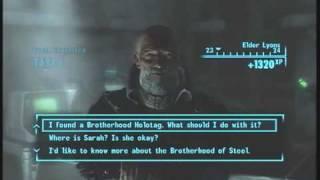 Fallout 3 Broken Steel Walkthrough Part 1