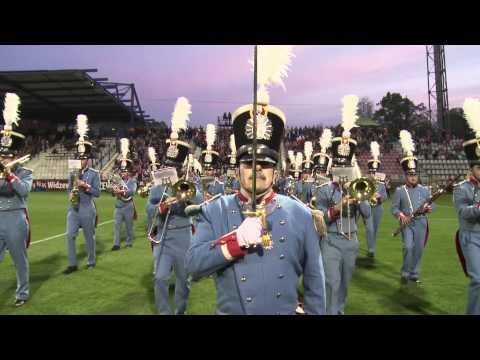 Landwehr Geneva Military Band @ 100'th Anniversary of Widzew Łódz