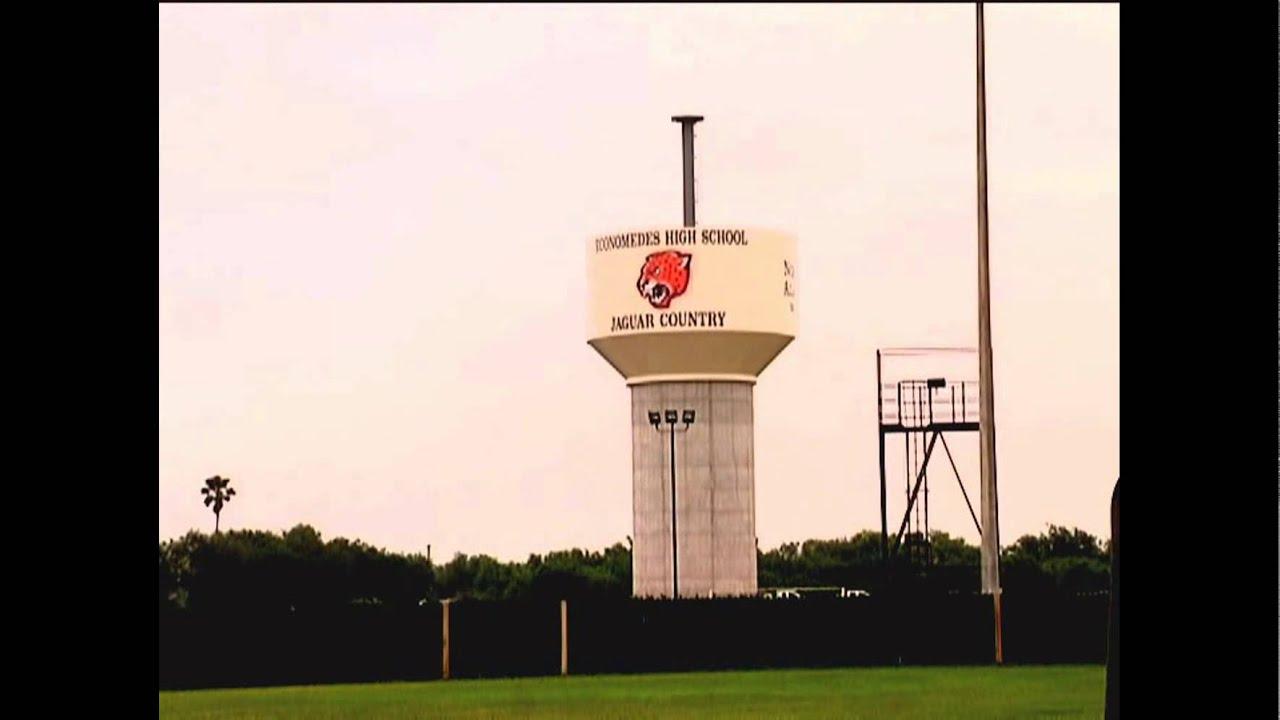 North Alamo Water Raises Tower Youtube