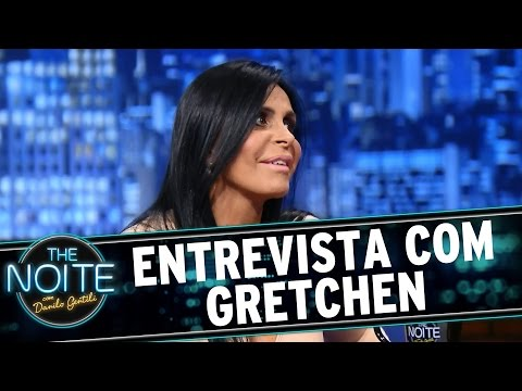 The Noite (15/10/15) - Entrevista com Gretchen
