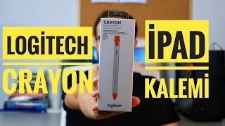 Logitech Crayon iPad Kalemi İnceleme ve Görüşlerim