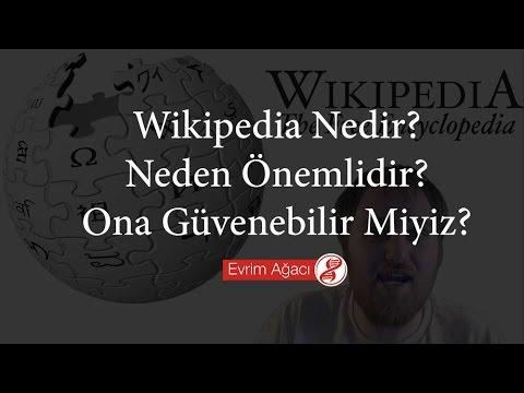 Wikipedia Nedir? Neden Önemlidir? Ona Güvenebilir Miyiz?