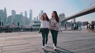 [뉴욕스냅] New York travel film 뉴욕 브루클린 우정여행 영상
