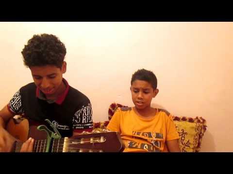 أجمل كوفر لأغنية kedaba  وby nassime & nouamane ; bouzar )  Madarna Walo