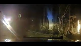 Deputy Rescues 18-Year-Old from Burning Car after High Speed Crash