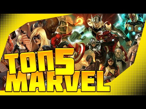 ТОП 5 ИГР МАРВЕЛ НА АНДРОИД | TOP 5 BEST GAMES MARVEL FOR ANDROID