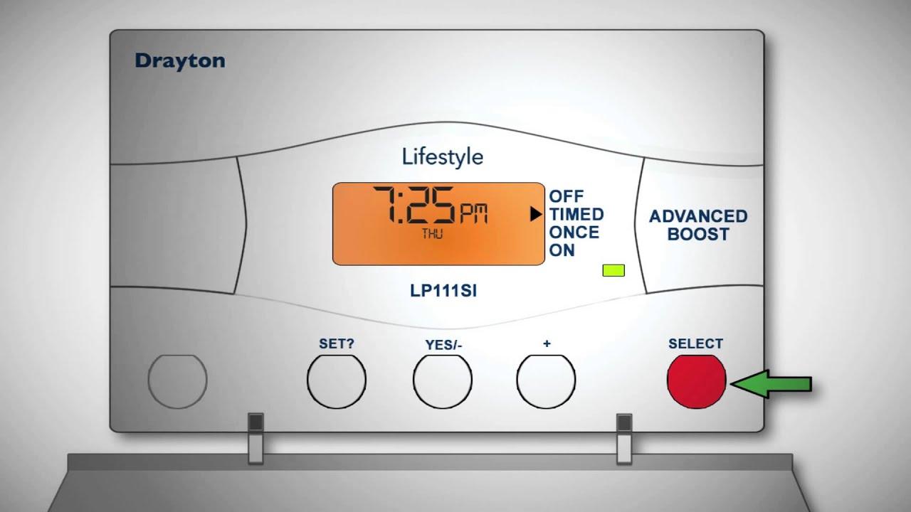 drayton lp111si manual youtube rh youtube com Wiring- Diagram Omega Alarm Wiring Diagrams