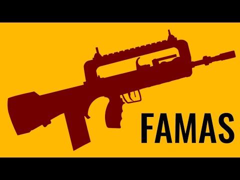 FAMAS - Comparison In 20 Different Games