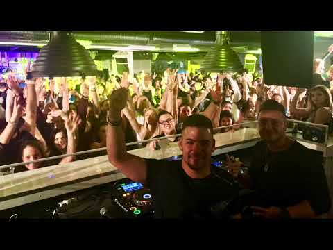 Dj Free & Purebeat - NightLife x Coronita pres. Welcome 2018 LIVE @ Rio, Budapest (2017.12.31.)