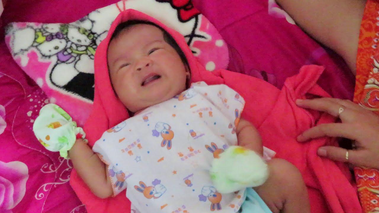 Mony Reach Baby has Born 33 Day Cute Baby Video