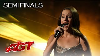 """Tory Vagasy Performs """"Can You Feel The Love Tonight"""" - America's Got Talent 2021"""