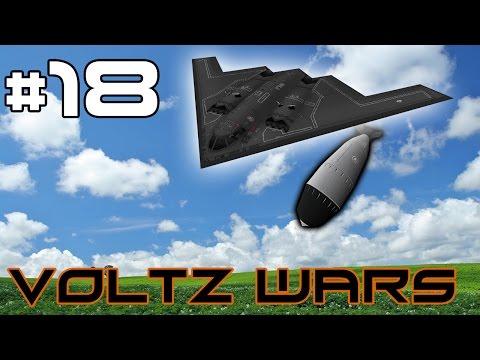 Minecraft Voltz Wars - Nuclear Reactor! #18