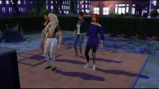 клип в The Sims 4 Мозги Атятя