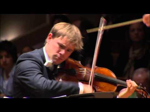 Amihai Grosz, solo viola, R. Strauss -  Don Quixote, Runnicles