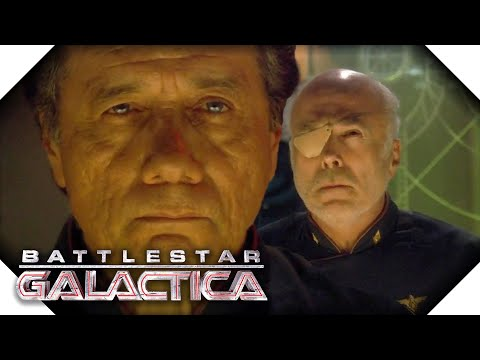 Battlestar Galactica | Rallying The Troops